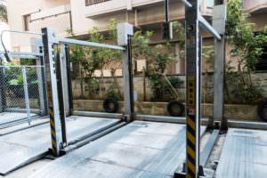 ビルの附置義務駐車場にありがちな「機械式駐車場」の活用方法例